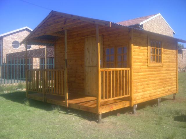 Wendy houses Centurion, Log Profile wendy houses